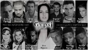 Gypsi Cast Collage 3 2014 by Alex