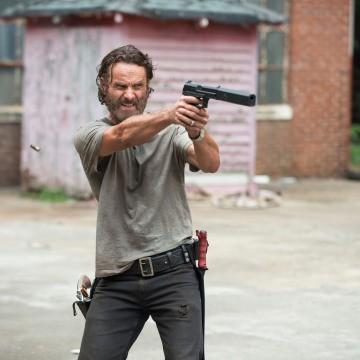 """AMC """"The Walking Dead"""" Season 5, Episode 7 """"Crossed"""""""