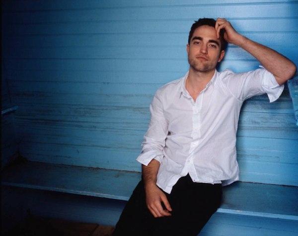Robert Pattinson GO Campaign