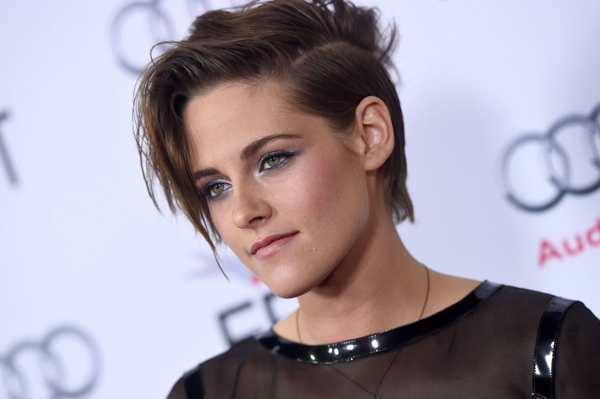 "Kristen Stewart: My ""First Love"" Inspired Emotions In Equals ..."