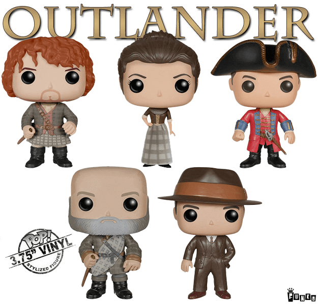 Outlander-Funko-Pop-Figures-