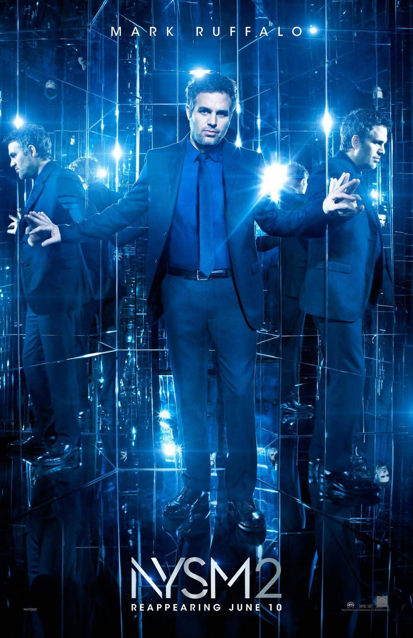 Now You See Me 2 Character Posters Released - FANdemonium ... Now You See Me Character Posters