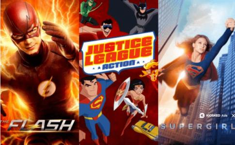 Warner Bros. TV Bringing Record 21 Shows To Comic Con