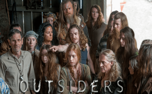 Outsiders - And the Three Shall Save You