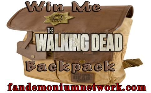 The Walking Dead Giveaway