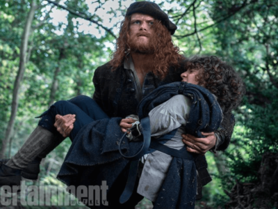 Starz Surprises Outlander Fans