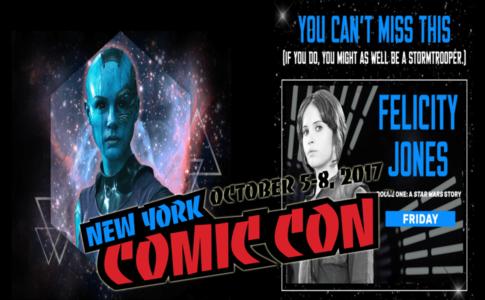 New York Comic-Con Announcements