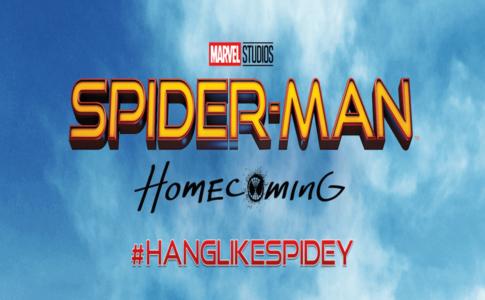 Hang Like Spidey
