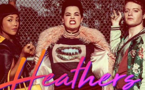 HEATHERS is taking over New York Comic Con!