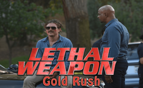 Lethal Weapon Gold Rush