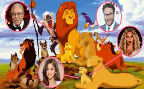 Lion King Cast Revealed