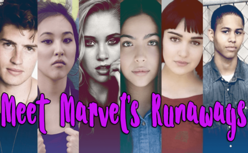 Meet Marvel's Runaways
