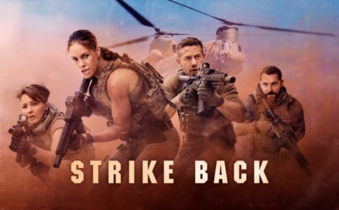 Strike Back Sixth Season
