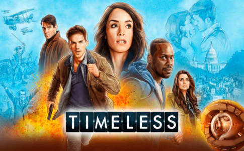 Timeless - A War To End All Wars