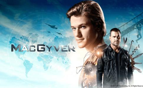 CBS Renews 11 Series--MacGyver