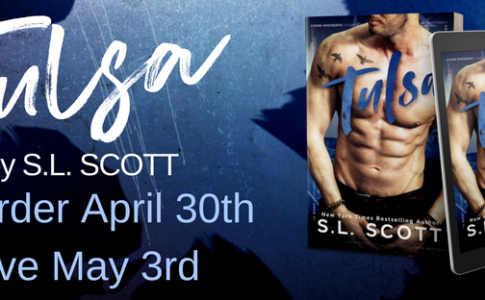 Cover Reveal - Tulsa by S. L. Scott