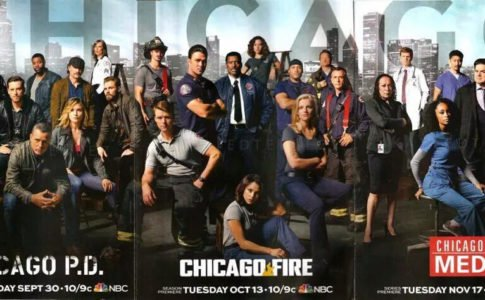 Chicago Fire, P.D. and Med