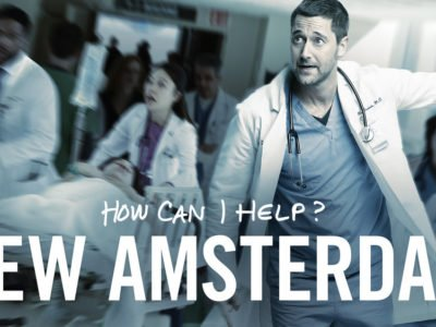 New Amsterdam - The Forsaken