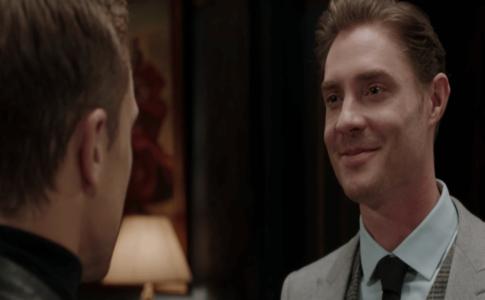 New Royals -Robert Asks Liam--Max Brown--William Moseley