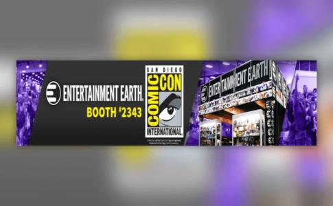San Diego Comic-Con--Entertainment Earth