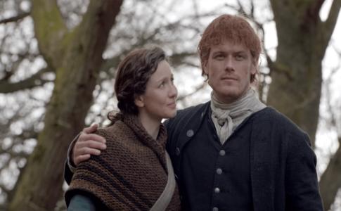 Outlander Season Four Teaser Trailer--Caitriona Balfe--Sam Heughan