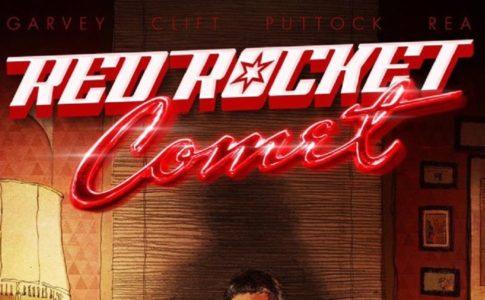 Red Rocket Comet