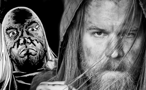 Ryan Hurst--The Walking Dead