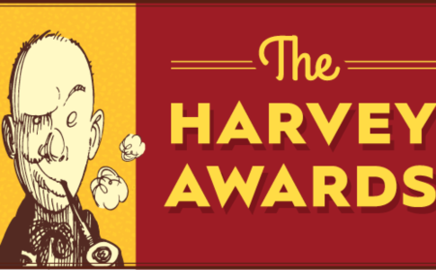 THE HARVEY AWARDS REVEAL NOMINEES FOR 2018