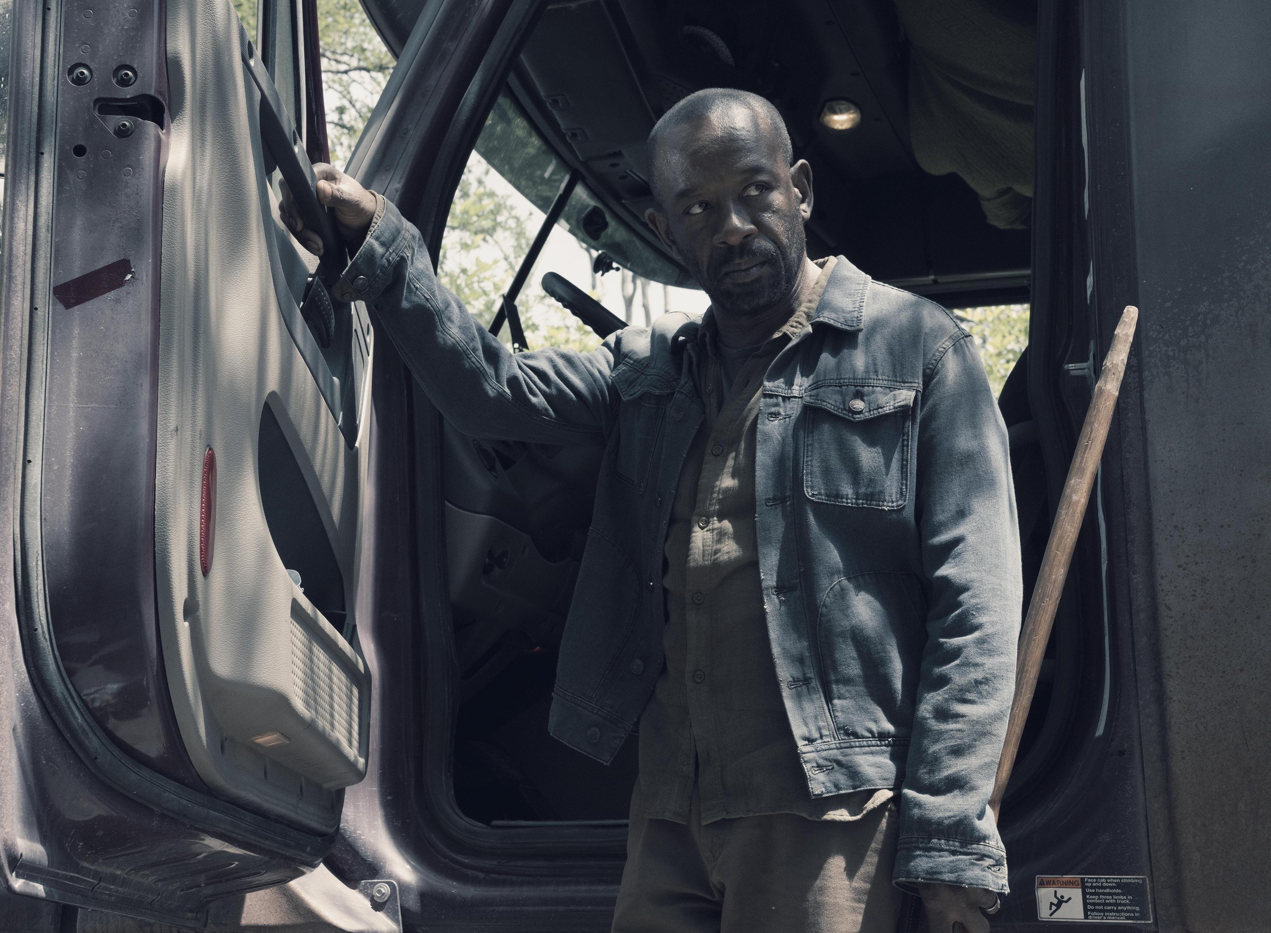 Fear The Walking Dead - Weak