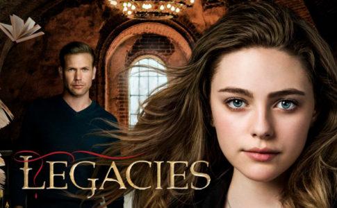 Legacies - This is the Part Where You Run