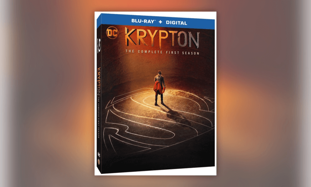 Krypton - The Complete First Season