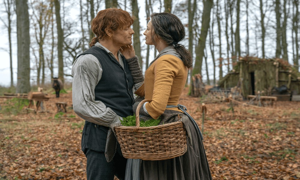 Outlander-Episode-4-Common-Ground-Caitriona-Balfe--Sam Heughan