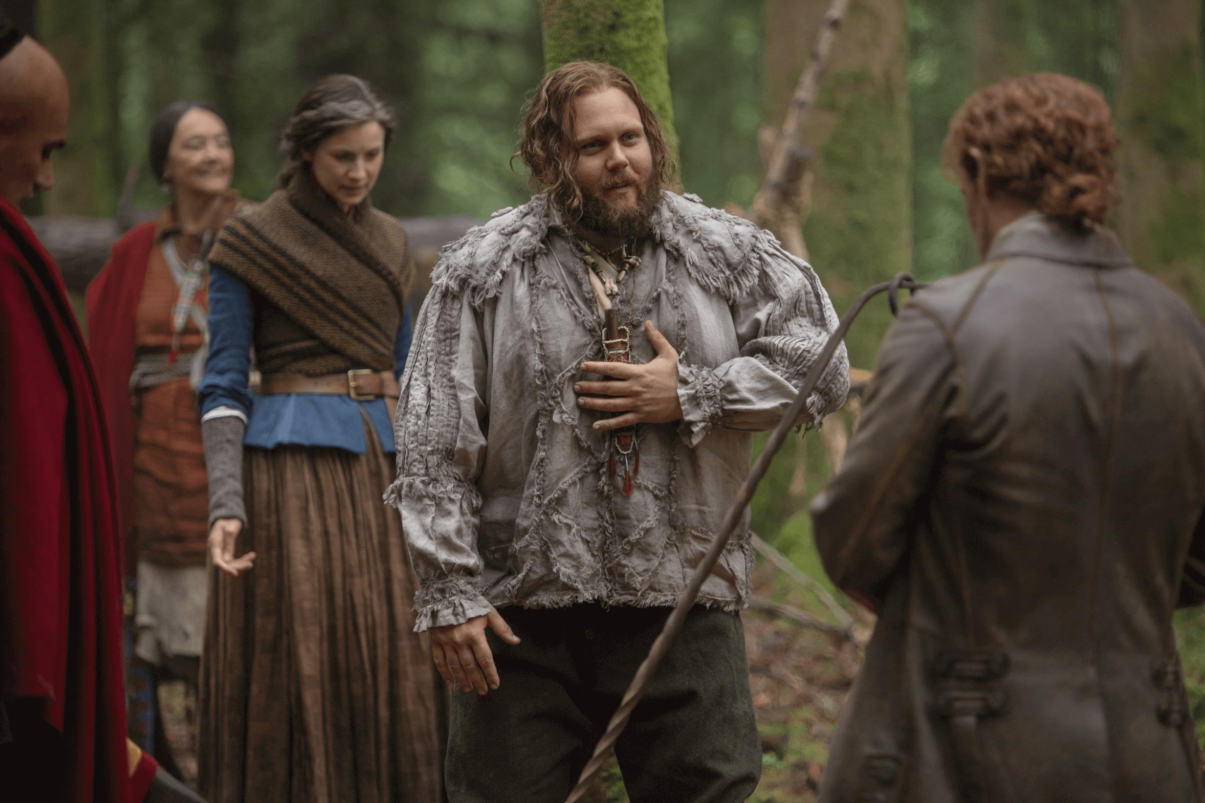 Preview: Outlander - Episode 4 - Common Ground - FANdemonium Network
