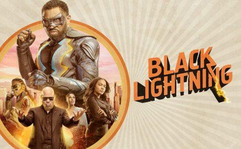 Black Lightning - The Book of Rebellion: Chapter Three: Angelitos Negros
