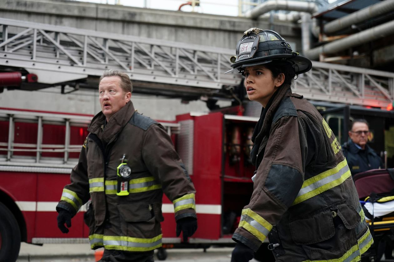 Chicago Fire - Inside These Walls
