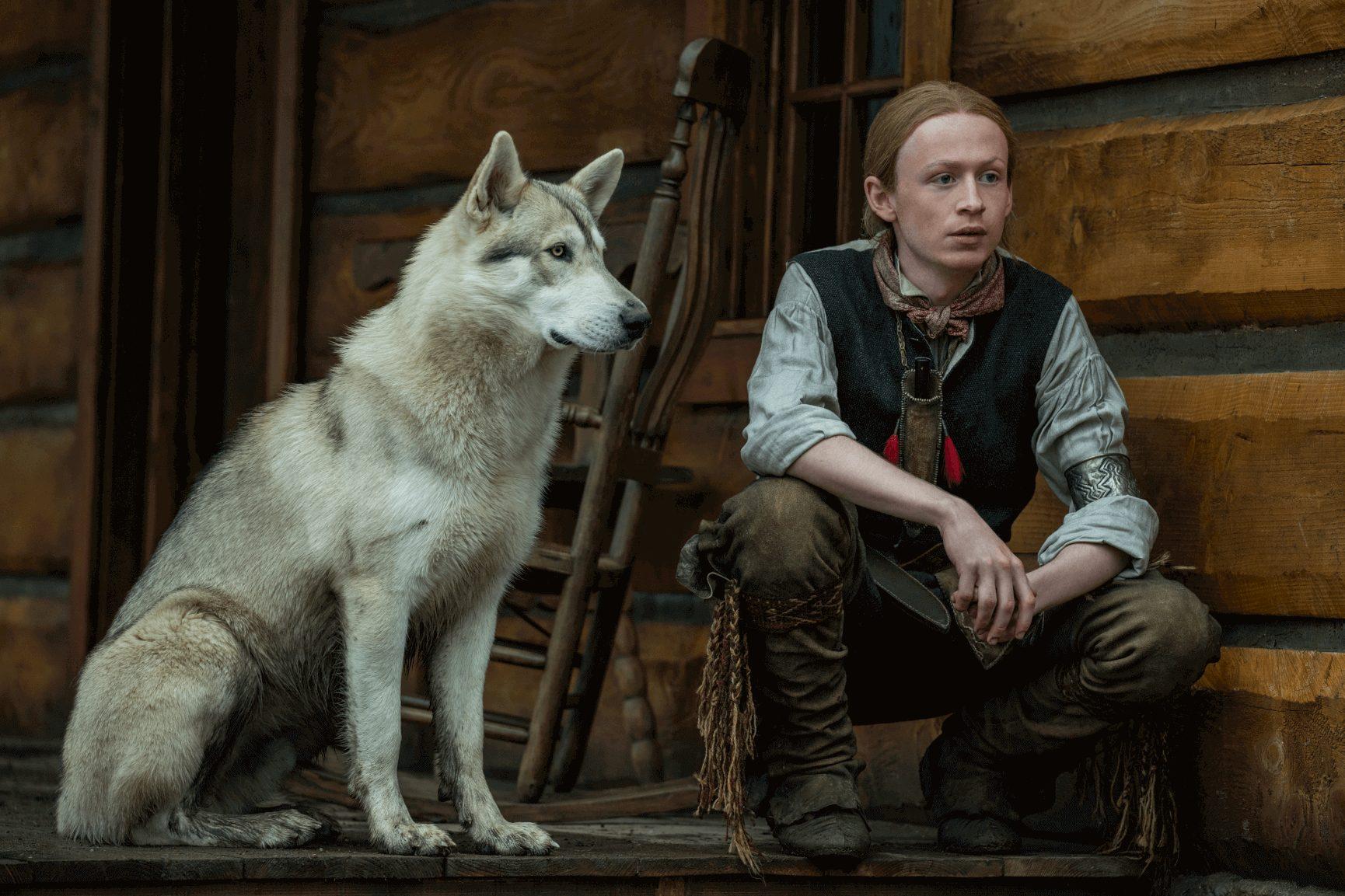 Outlander - Episode 10 - The Deep Heart's Core--John Bell