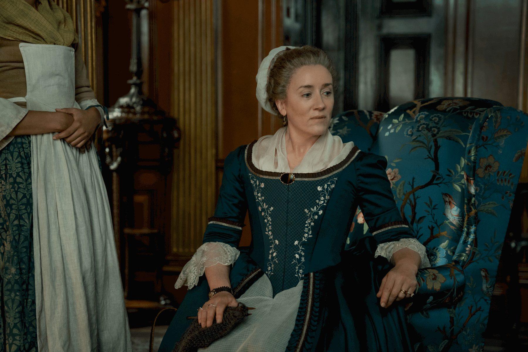 Outlander - Episode 10 - The Deep Heart's Core--Maria Doyle Kennedy