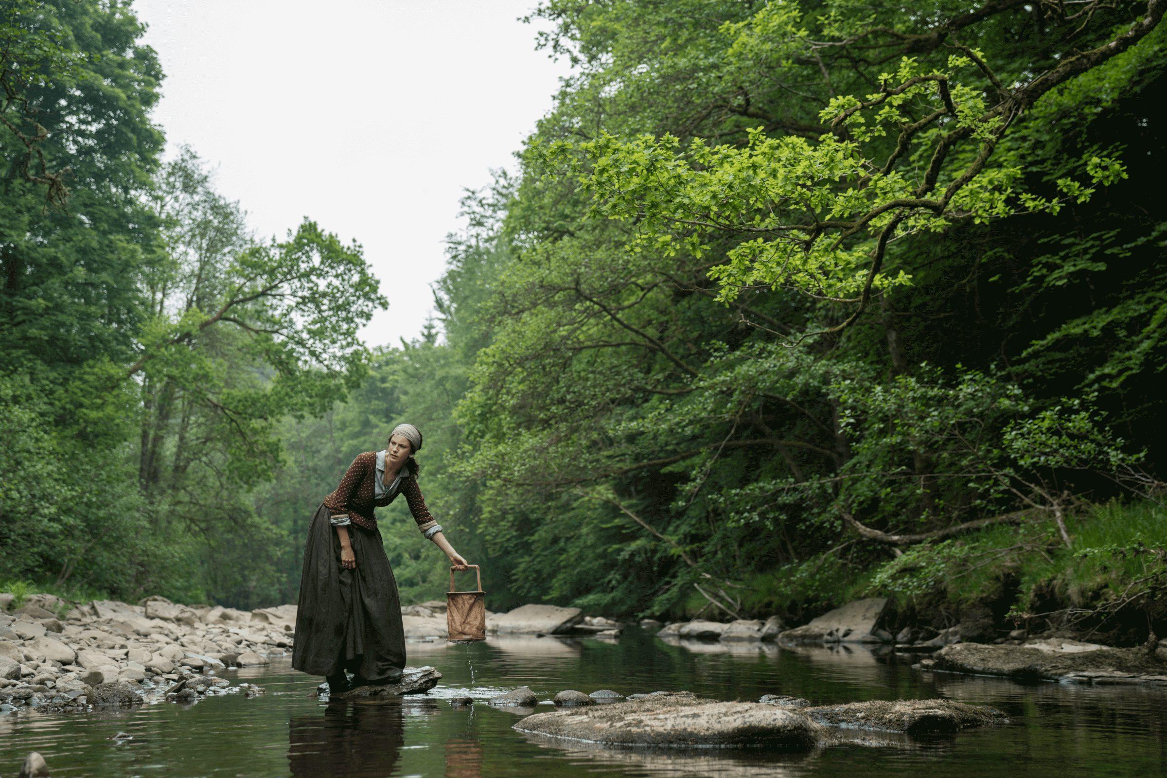 Outlander--Episode 11--If Not For Hope--Caitriona Balfe(Claire Fraser)