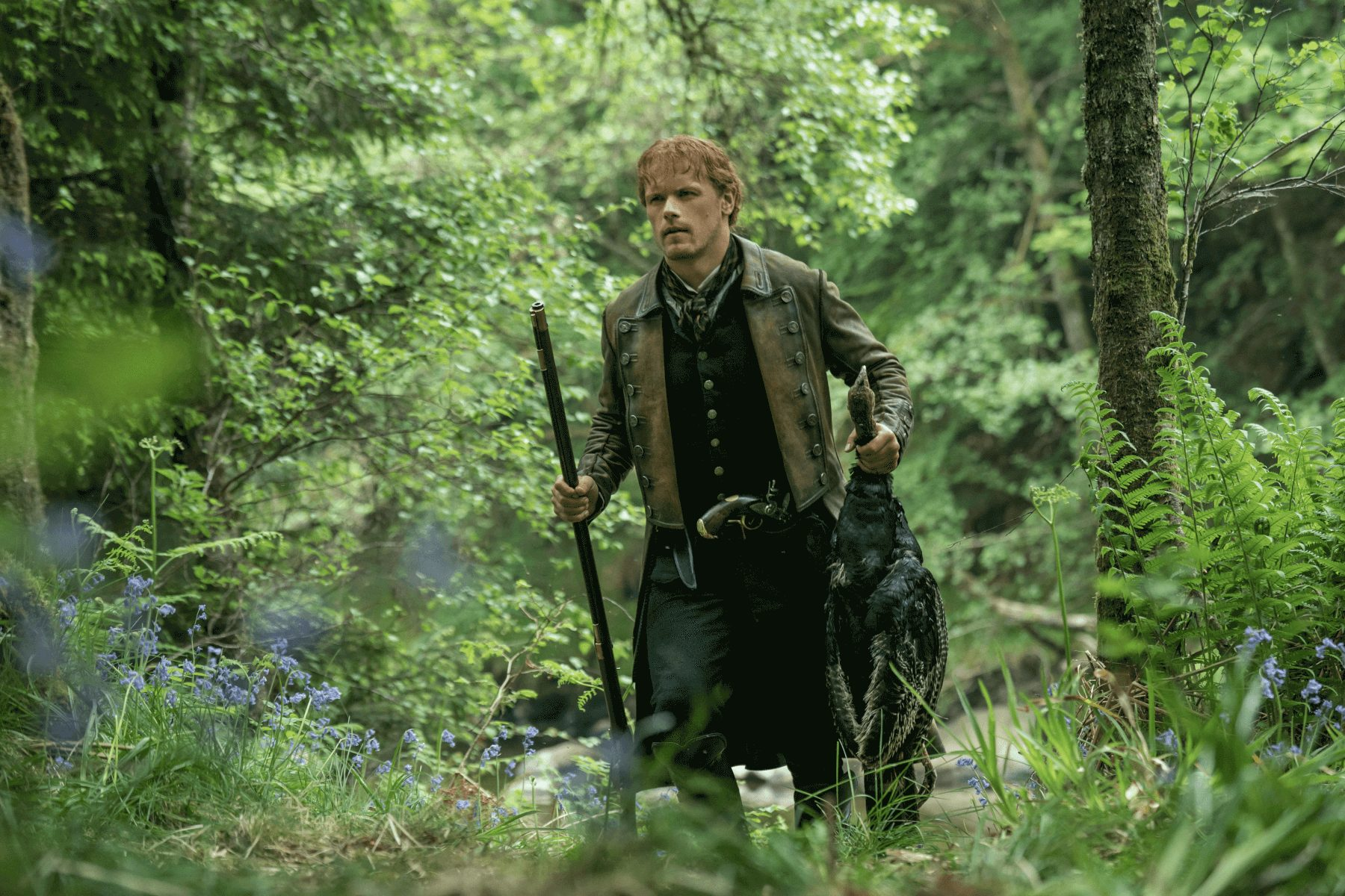 Outlander--Episode 11--If Not For Hope--Sam Heughan