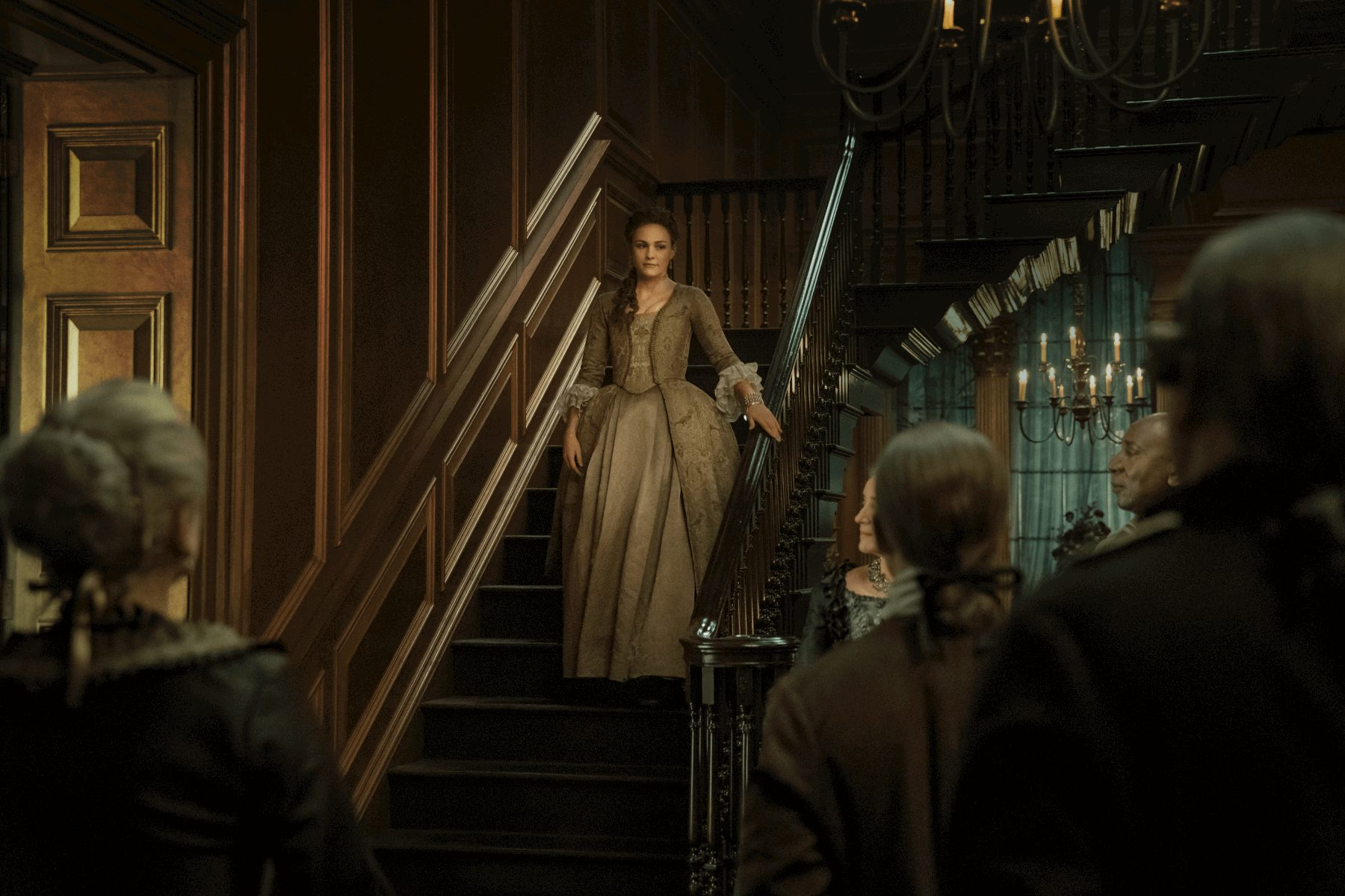 Outlander--Episode 11--If Not For Hope--Sophie Skelton-