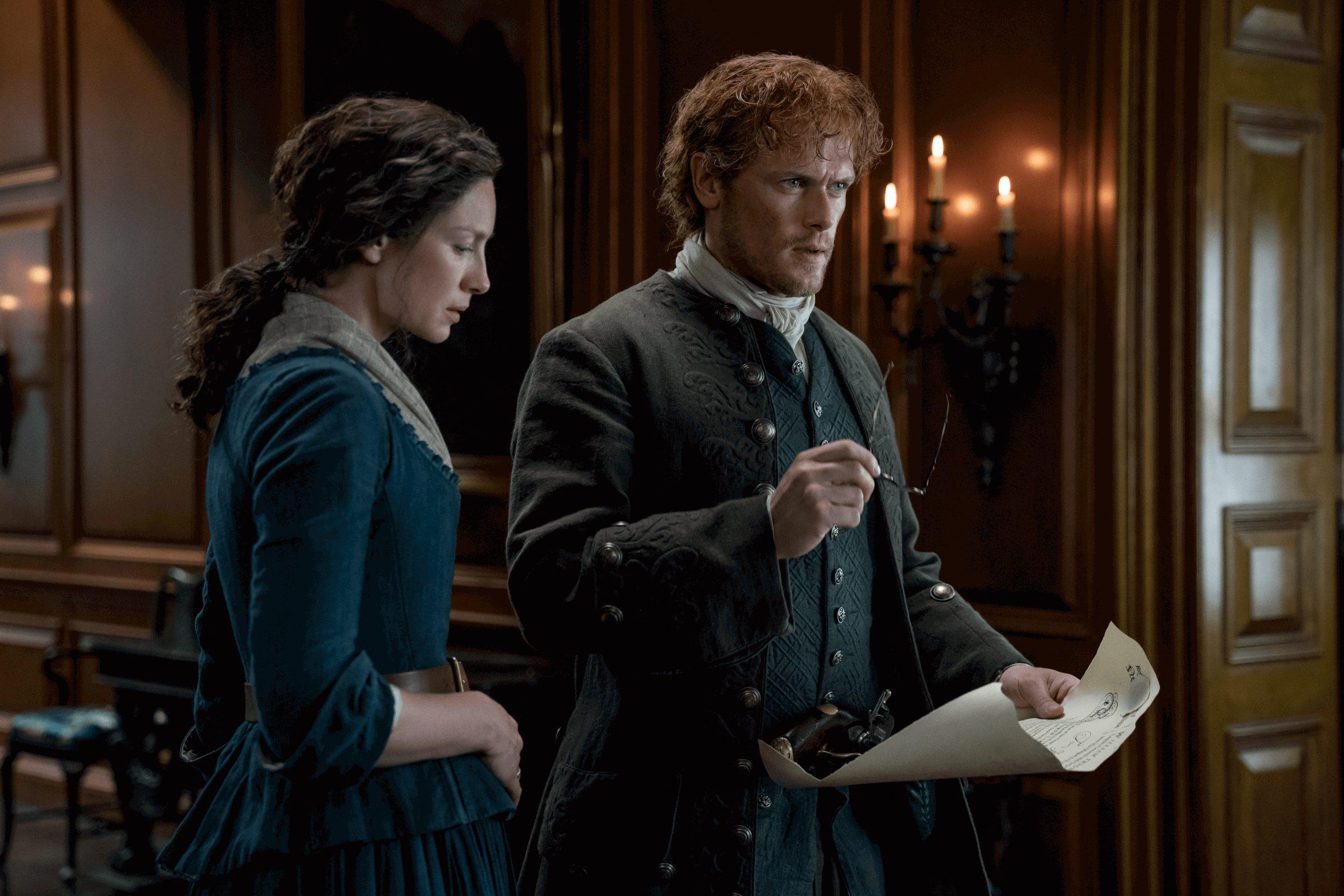 Outlander - Season 4 Finale - Man of Worth - FANdemonium Network