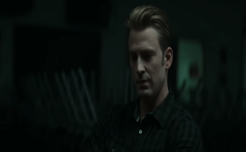 _Avengers: Endgame Trailer--Chris Evans